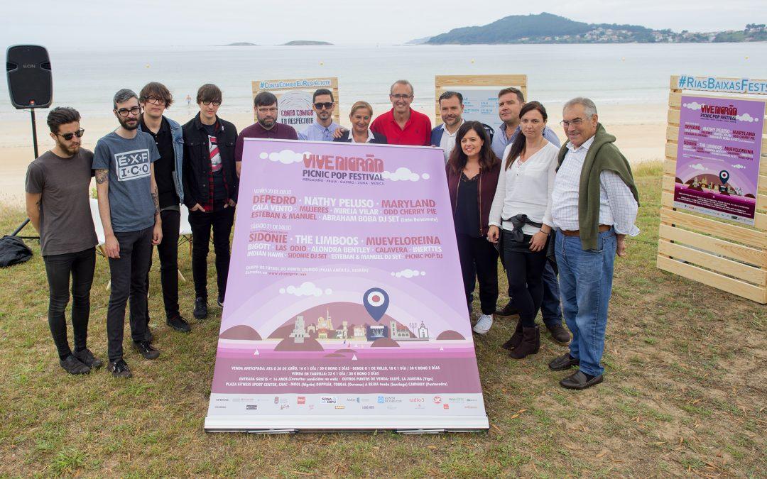 Una veintena de actuaciones musicales y actividades para todos los públicos componen la segunda edición de Vive Nigrán